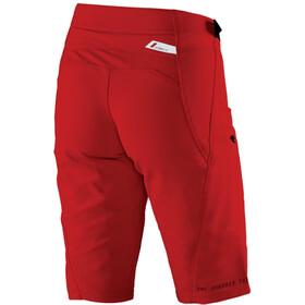 100% Airmatic Cykelbyxor Dam röd